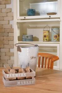 רהיטי עץ למטבח