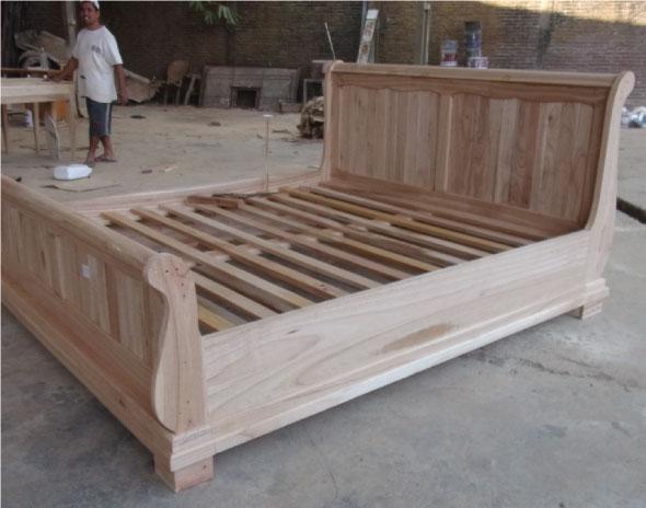 כולם חדשים מיטות עץ מלא | מיטות אפיריון | מיטות בהזמנה אישית PS-68