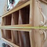 ייצור רהיטי עץ מלא