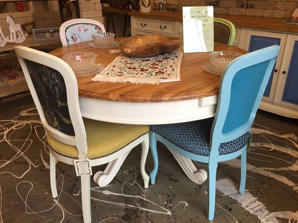 כסאות בד לפינת אוכל