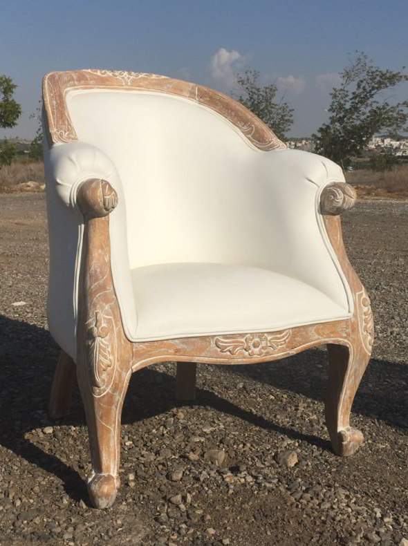 כורסא מעוצבת יוקרתית
