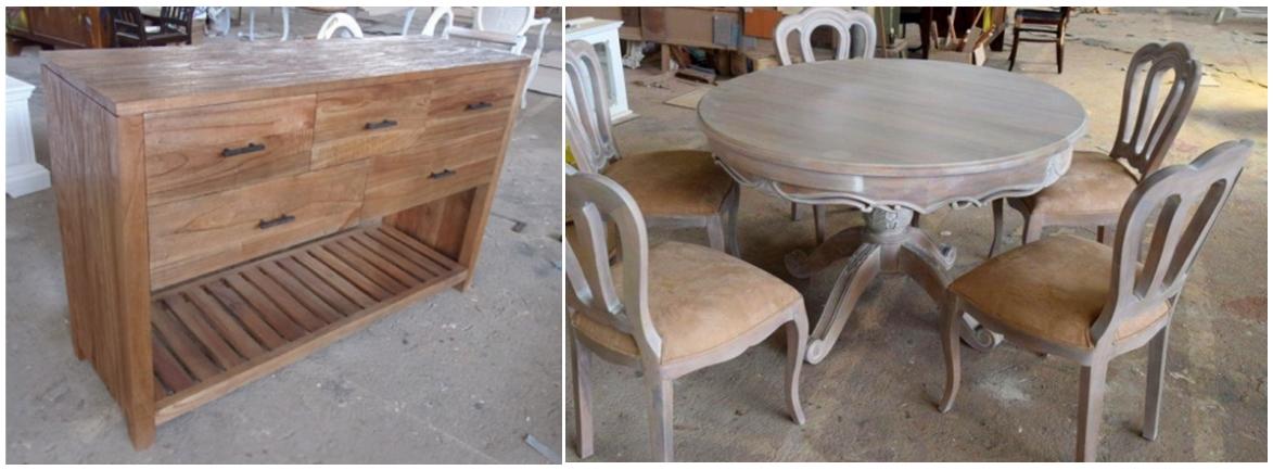 רהיטים כפריים