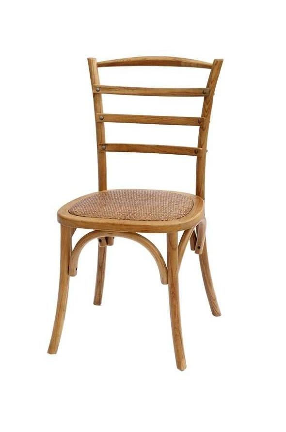 כיסא אוכל כפרי