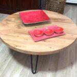 שולחן סלון עגול - מבצע