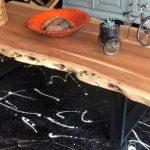 מבצע שולחן עץ לסלון